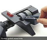 MULTI-SHARP 2001 Bohreinsätze und Werkzeugschleifer 3-13mm Durchmesser (HSS, Flachholz, Mauerwerk, SDS-Plus und Holzspiral)