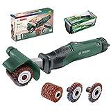 Bosch Schleifroller Texoro (250 Watt, 3 Zubehöre, Zubehörbox, im Karton)
