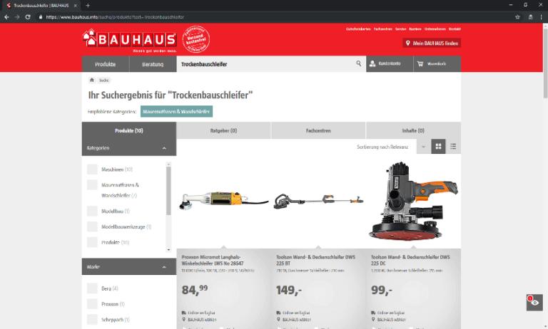Screenshot-Bauhaus-Trockenbauschleifer-08.11.2018